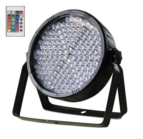 Пар New Light NL-1255 LED REMOTE PLASTIC PAR LIGHT RGBW