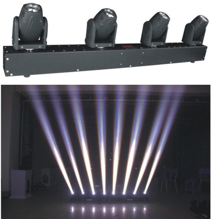 LED Головы Polarlights PL-A054B LED Four Moving Head Beam