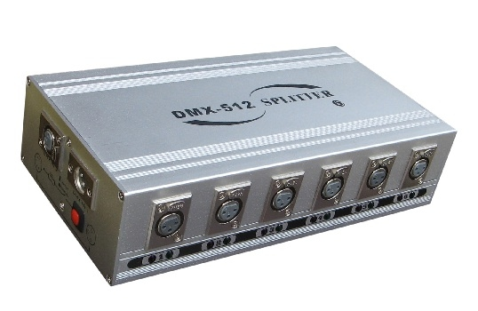 DMX Свитчер New Light PR-204C
