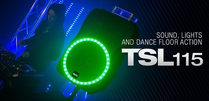 Активная акустическая система ALTO PROFESSIONAL TSL115