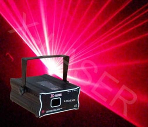 Лазер лучевой X-Laser X-SBM 303 250mW rose beam light