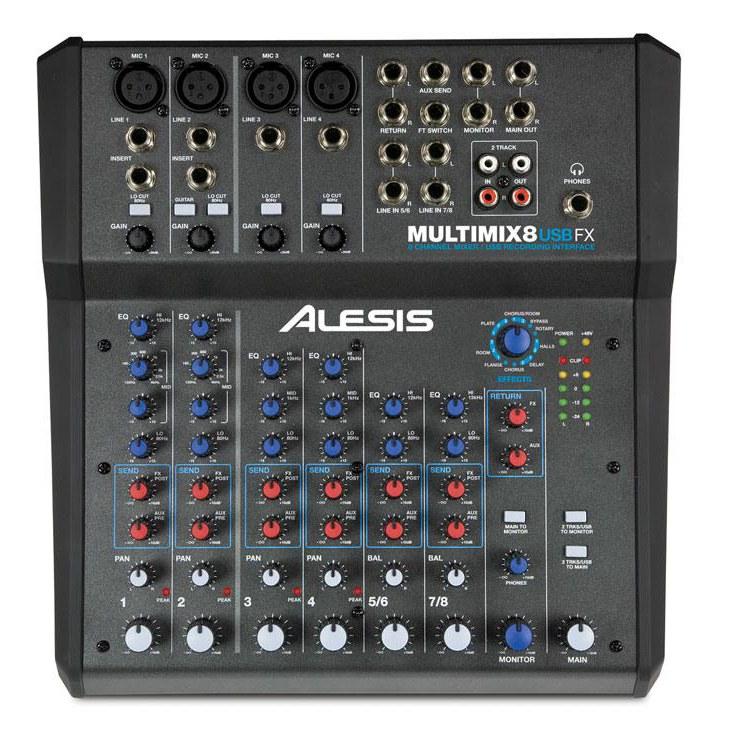 Новое поступление звукового оборудования от производителей NOVATION, FOCUSRITE, AKAI, ALESIS и NUMARK.