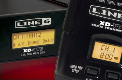 Радиосистема LINE6 XD-V75HS-T
