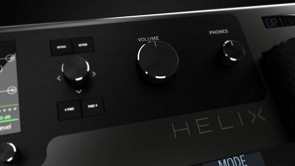 Процессор гитарных эффектов LINE6 HELIX