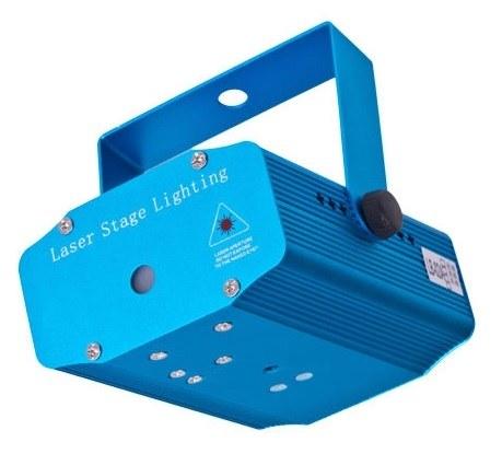 Лазер заливочный LT-25-6 R Mini Laser 150mW
