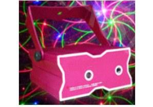 Заливочный лазер Dj Lights Mini 02GRB