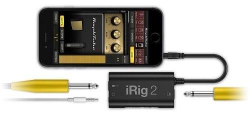 Гитарный интерфейс IK MULTIMEDIA IRIG2