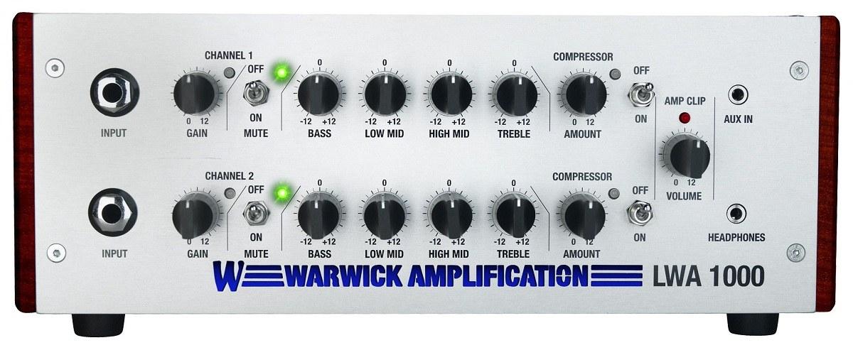 WARWICK WALWA1000 BLACK
