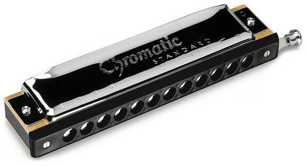 Хроматическая губная гармошка SEYDEL STANDARD 48 C