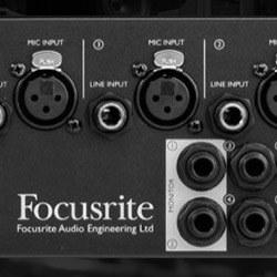 Аудиоинтерфейс FOCUSRITE Clarett 8 Pre Х Thunderbolt