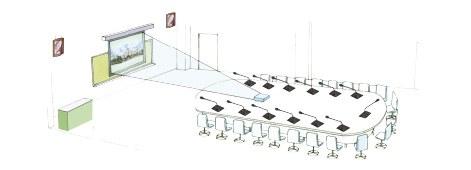 Конференц-система SOUNDKING SKPWB23