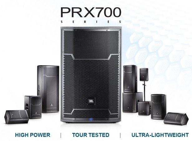 JBL PRX700 серия