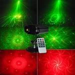 Лазера с GOBO проекцией