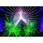 Аренда оборудования для лазер-шоу