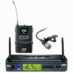 Радиосистемы с петличным микрофоном