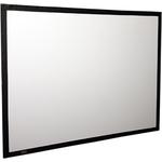 Натяжные экраны на алюминиевой раме прямой проекции, полотно М1300
