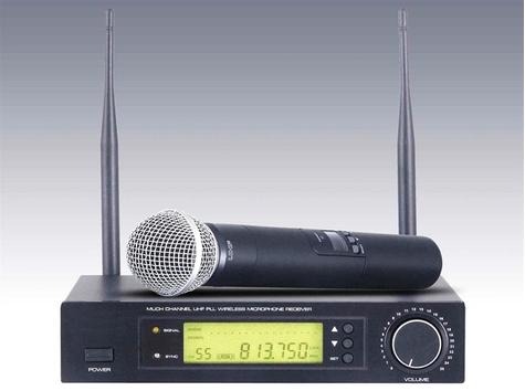 Микрофон беспроводной UWM-1000 - 62017 за 0 грн.