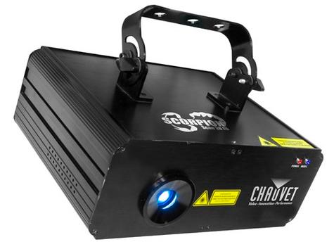 Лазер 3D CHAUVET SCORPION SCAN 3D EU - 74580 за 0 грн.