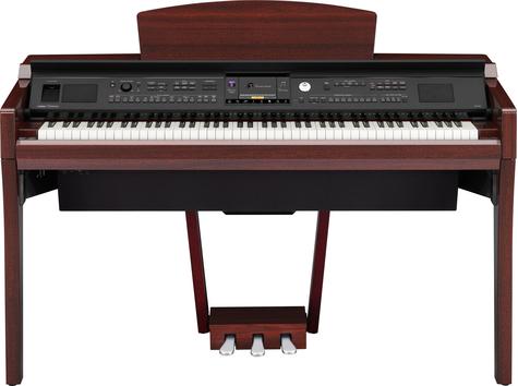 Цифровое пианино YAMAHA Clavinova CVP-609PM - 82042 за 149688 грн.