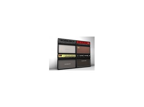 Эмуляция гитарного усилителя Sonic Core (CreamWare) Dynatube VX - 87669 за 0 грн.