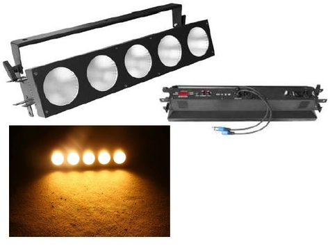 Световой LED прибор YC-WW150 LED warm white Matrix Bar 5 x 30 W - 97458 за 5444.27 грн.