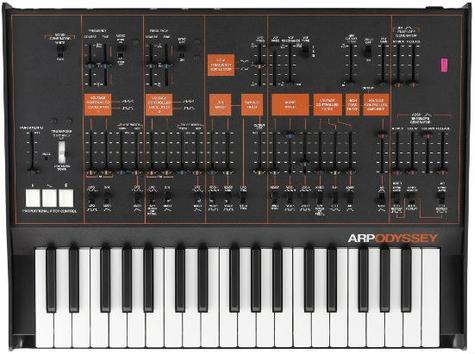 Синтезатор KORG ODYSSEY 100016063000 - 110650 за 25935 грн.