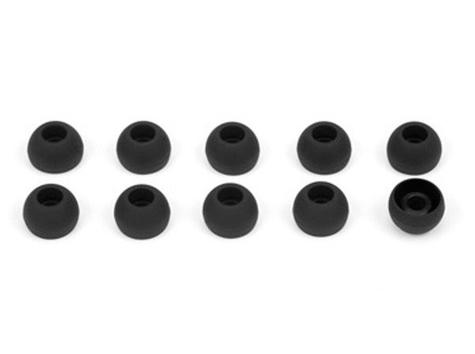 Ушные адаптеры, размер M, черные (5 пар) SENNHEISER - 113698 за 277.76 грн.