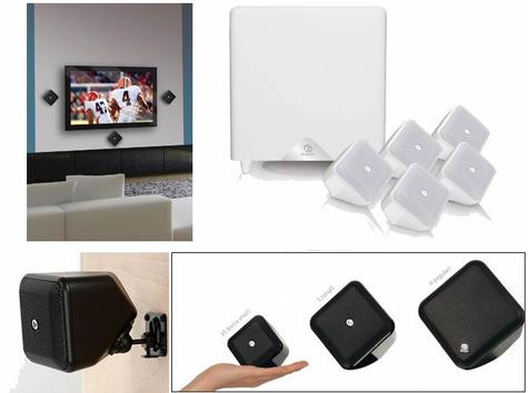Акустическая система Boston acoustics Soundware S White - 83535 за 1700 грн.
