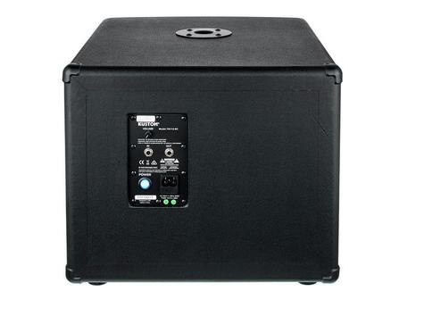 Активный сабвуфер KUSTOM PA112-SC - 129347 за 10092 грн.