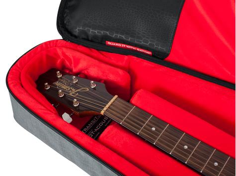 Чехол для акустической гитары GATOR GT-ACOUSTIC-GRY - 129524 за 3130 грн.