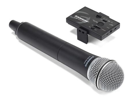 Радиосистема с ручным микрофоном Samson Go Mic Mobile Q8 - 137304 за 9590 грн.