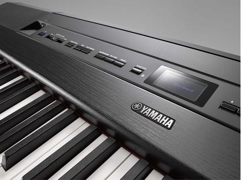 Цифровое сценическое пианино YAMAHA P-515B (+блок питания) - 137485 за 44400 грн.